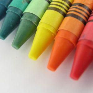 Crayons/Colour Pencils